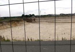 Baustelle Terminal 3 im Plan