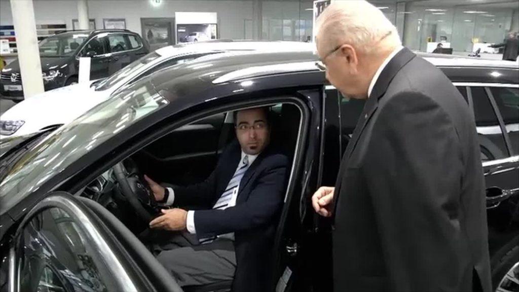 Dieseldiskussion schadet den Autohändlern