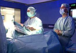 Kampf den Krankenhauskeimen im OP-Saal