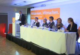 CDU in Klosterklausur in Maria Laach
