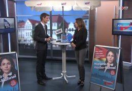 Bundestagswahl-Wahlspezial 2017: Mariana Harder-Kühnel, AfD Hessen