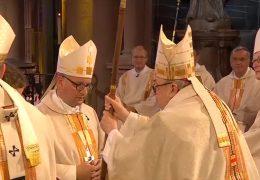 Peter Kohlgraf der neue Bischof von Mainz geweiht