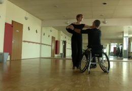 Deutscher Meister im Rollstuhl-Tanz