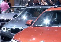 Glitzernde Autowelten auf der IAA