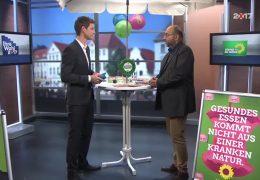 Ihre Wahl 2017: Zu Gast im Studio Omid Nouripour, Bündnis 90 / Die Grünen Hessen