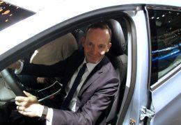 Verkehrsminister Wissing und Al-Wazir auf der IAA