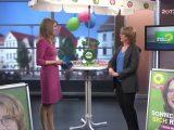 Ihre Wahl 2017: Zu Gast im Studio ist Tabea Rößner, die Spitzenkandidatin der Grünen Rheinland-Pfalz