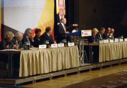 CDU und SPD beraten über Ausgang der Bundestagswahl