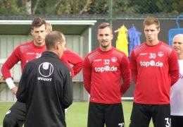 FCK stellt neuen Trainer vor