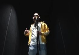 """Zu Besuch bei Rapper """"Vokuz"""" aus Frankfurt"""