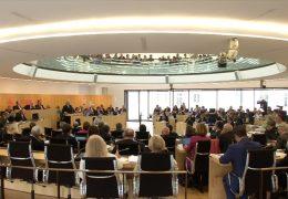 Landtagsdebatte über die Ergebnisse der Bundestagswahl