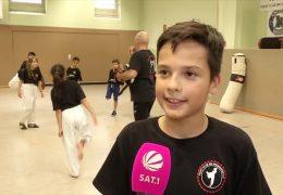 Kickbox-Weltmeister mit 12 Jahren