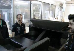 Studenten bauen Auto aus nachwachsenden Rohstoffen