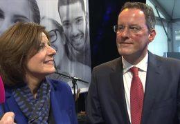 Malu Dreyer eröffnet Feierlichkeiten zum Tag der Deutschen Einheit