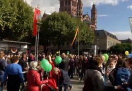 Über 500.000 Besucher feiern in Mainz