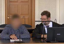 Serienräuber vor Gericht