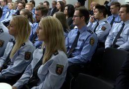 Die Situation der Polizisten in Rheinland-Pfalz