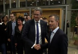 Oberbürgermeister-Wahl in Rüsselsheim