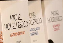 Michel Houellebecq zu Gast in Frankfurt