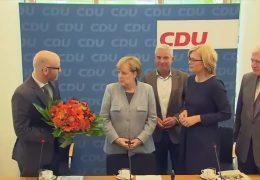 Wer verhandelt in Berlin den Koalitionsvertrag mit?