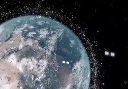 Mit Radar gegen Weltraumschrott
