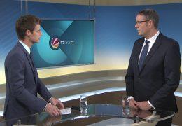 Studiotalk mit Alexander Schweitzer über die Zukunft der SPD