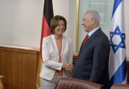 Malu Dreyer besucht Israel