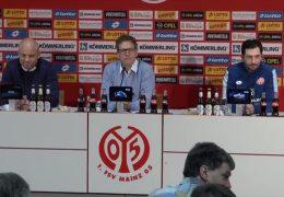 Mainz 05 und Eintracht Frankfurt im DFB-Pokal