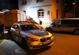 Tödliche Schiesserei in Alsfeld