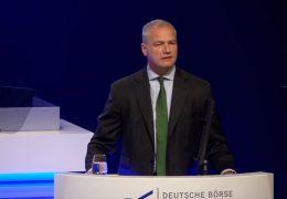 Frankfurter Börsenchef Kengeter geht zum Ende des Jahres