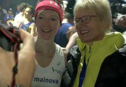 Frankfurterin holt in Frankfurt die Deutsche Marathonmeisterschaft