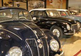 Ein neues Oldtimer-Museum in Bernkastel-Kues