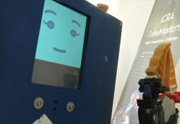 Roboter Lisa soll im Haushalt helfen