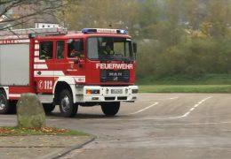 Nachwuchsprobleme bei der Freiwilligen Feuerwehr