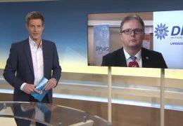 Schalte mit dem neuen hessischen Landesvorsitzenden der Deutschen Polizeigewerkschaft