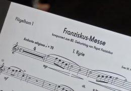 Ein Konzert für den Papst