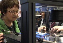 3-D-Drucker auf der Messe Formnext in Frankfurt