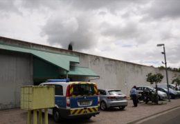 Lage im Abschiebegefängnis in Ingelheim