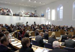 Rheinland-pfälzischer Landtag debattiert über Abschiebungen