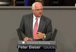 Ermittlungen gegen Peter Bleser