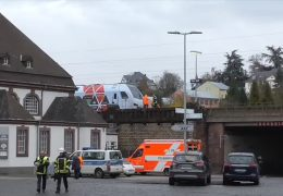Tödlicher Unfall am Trierer Bahnhof