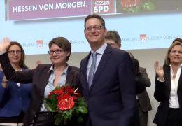 Hessen-SPD wählt Thorsten Schäfer-Gümbel zum Spitzenkandidaten
