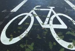 Streit über Fahrradwege