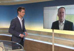 Im Interview: Der Mainzer Oberbürgermeister Michael Ebling