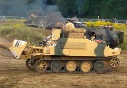 Streit über Panzer