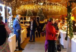 Der Mosel-Wein-Nachts-Markt in Traben-Trarbach