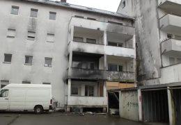 Heruntergekommene Häuser in Hanau werden saniert