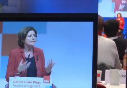 Delegierte aus der Region beim SPD-Bundesparteitag