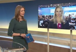 Schalte zum Bundesparteitag mit Svenja Kaiser