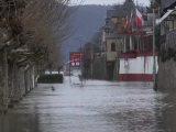Hochwasser und Schnee-Chaos in Rheinland-Pfalz